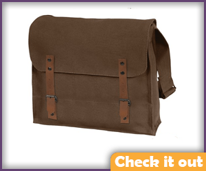Brown Satchel.
