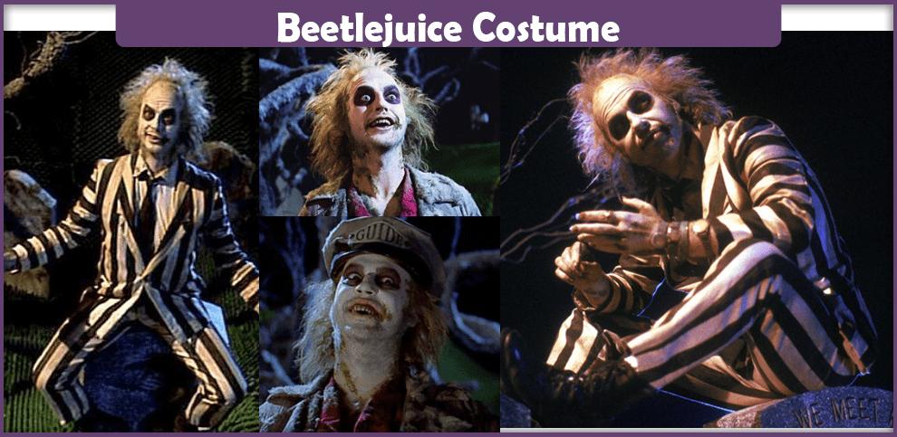 Beetlejuice Costume – A DIY Guide