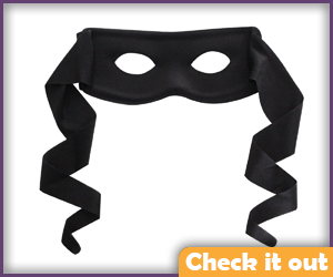 Black Eye Mask.