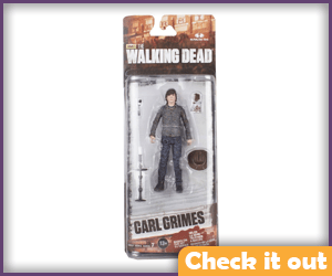 Carl Grimes Figure.