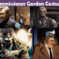Commissioner Gordon Costume - A DIY Guide