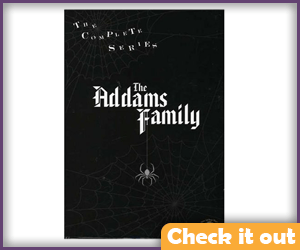The Addams Family TV Show Complete Series.