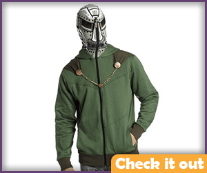 Doctor Doom Sweat Shirt.