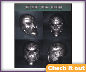 Doctor Victor Von Doom Mask.