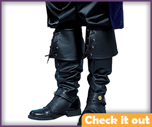 Dread Pirate Roberts Costume Boots.