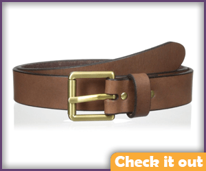 Brown Belt.