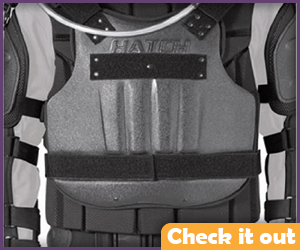 Riot Gear Chest Plate.
