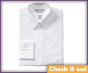 White Dress Shirt.
