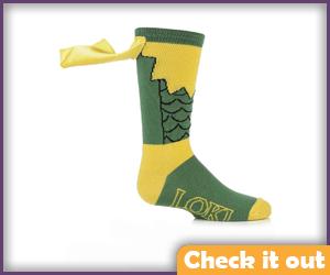 Loki Socks.