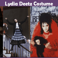 Lydia Deetz Costume - A DIY Guide