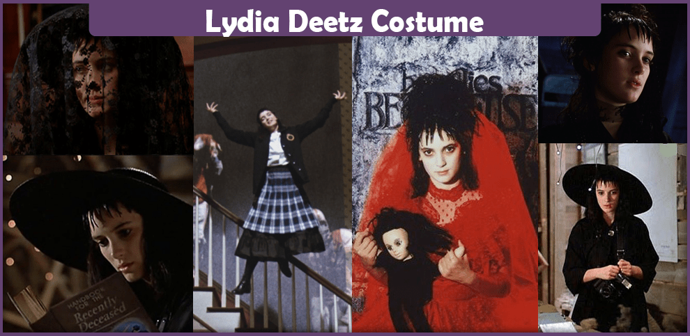 Lydia Deetz Costume – A DIY Guide