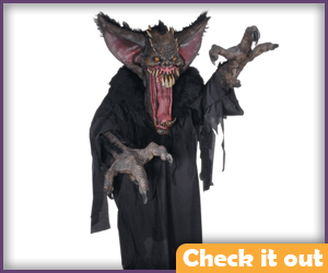 Man-Bat Costume Creature Set.