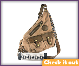 Michonne Costume Bag.