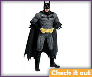 Batman Muscle Costume.