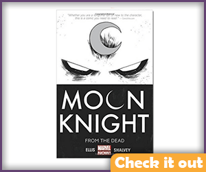 Moon Knight Vol. 1.