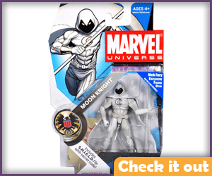 Moon Knight Figure.