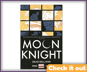 Moon Knight Vol. 2.