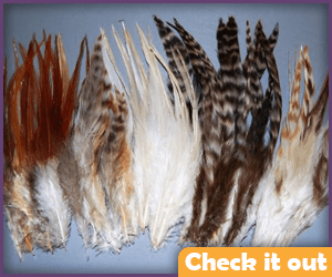 Moonstar Costume Feathers (for hair).