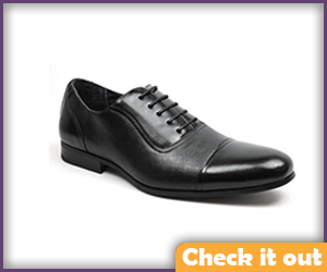 Black Dress Shoes.