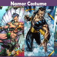 Namor Costume - A DIY Guide