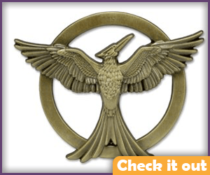 Hunger Games Pin.