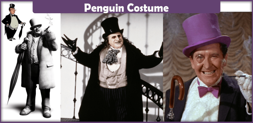 Penguin Costume A Diy Guide Cosplay Savvy