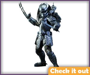 Predator Sideshow Figure.