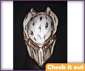 Predator Steampunk Mask.