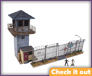 Prison Play Set.
