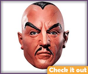 Sinestro Costume Mask.