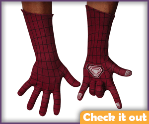 The Amazing Spiderman Gloves.