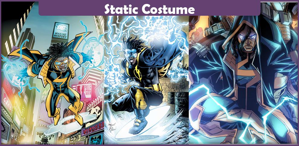 Static Costume – A DIY Guide