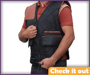 The Governor Costume Official Vest.