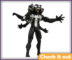 Venom Multi-Head Figure.