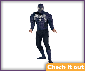 Venom Costume Spider-man 3.