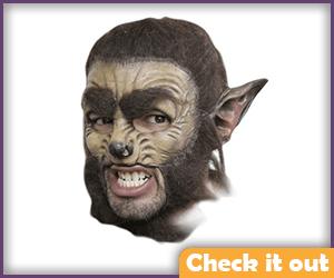 Wolfman Half Mask.