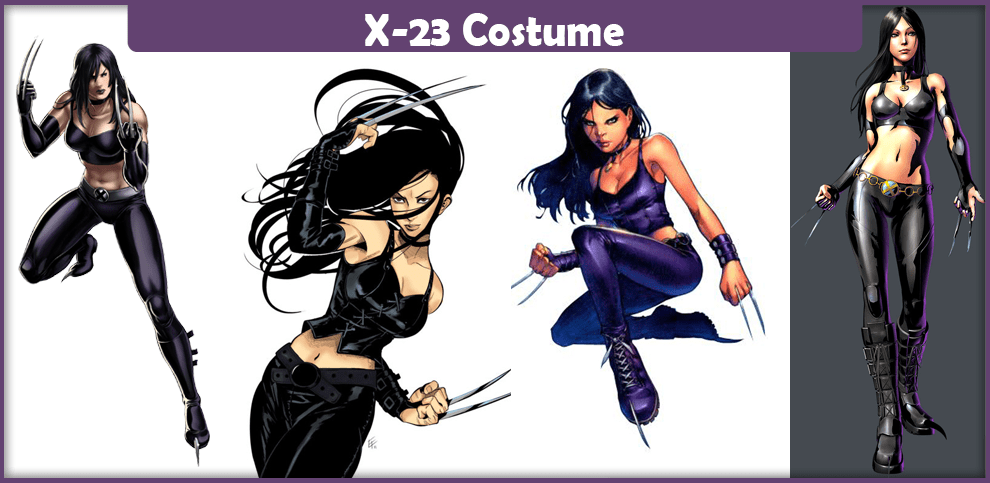 X-23 Costume - A DIY Guide
