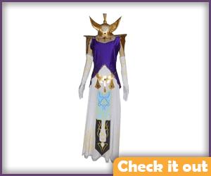 Zelda Anime Dress.