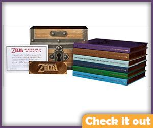 Legend of Zelda Boxed Set.