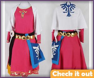 Zelda Skyward Sword Outfit.
