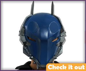 Blue Mask.