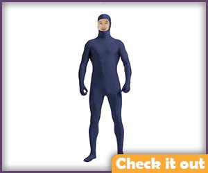 Midnight Blue Bodysuit.