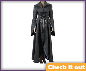 Arwen Cosplay Black Outfit.