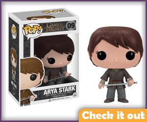 Arya Stark Funko.