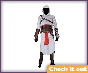 Altair White Costume Suit.