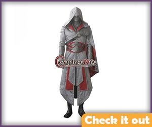 Ezio Cosplay Suit.