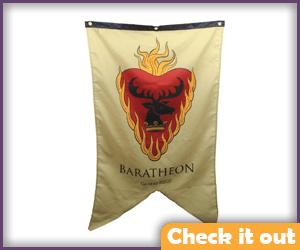 House Baratheon Banner.