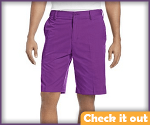 Purple Shorts, Men.