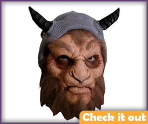 Satyr Mask.