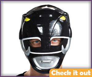 Black Ranger Helmet.